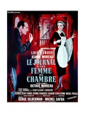 "Diary of a Chambermaid  1964  ""Le Journal D'une Femme De Chambre"" Directed by Luis Buñuel"