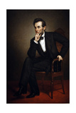 Portrait of Abraham Lincoln  1887
