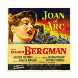"Joan of Lorraine  1948  ""Joan of Arc"" Directed by Victor Fleming"