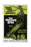 """Edgar Allan Poe's the Oblong Box  1969  """"The Oblong Box"""" Directed by Gordon Hessler"""