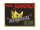 Betrayal  1929  Directed by Lewis Milestone