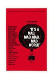 """It's a Mad  Mad  Mad  Mad World"" 1963  Directed by Stanley Kramer"