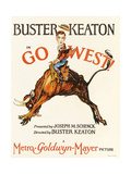 Go West  1925  Directed by Buster Keaton