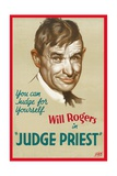 "Judas Priest  1934  ""Judge Priest"" Directed by John Ford"