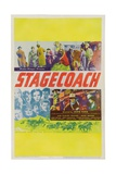 Stagecoach  1939  Directed by John Ford