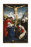 Crucifixion  Ca 1510  Flemish School