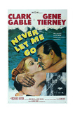 Never Let Me Go  1953  Directed by Delmer Daves