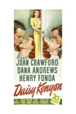 Daisy Kenyon  1947  Directed by Otto Preminger