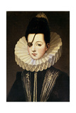 Ana De Mendoza  Princess of Eboli  16th Century  Spanish Renaissance