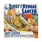 The Lives of a Bengal Lancer  1935  Directed by Henry Hathaway
