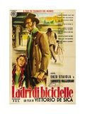 "Bicycle Thieves  1948  ""Ladri Di Biciclette"" Directed by Vittorio De Sica"