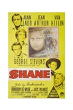 Shane  1953  Directed by George Stevens