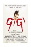 "The Parisians  1958  ""Gigi"" Directed by Vincente Minnelli"