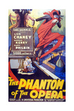 The Phantom of the Opera  1925  Directed by Rupert Julian