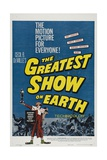 """""""The Greatest Show On Earth"""" 1952 Directed by Cecil B Demille"""