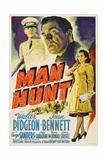 Man Hunt  1941  Directed by Fritz Lang
