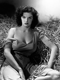 """Jane Russell """"The Outlaw"""" 1943  Directed by Howard Hughes"""