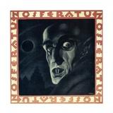 """Nosferatu  1922  """"Nosferatu  Eine Symphonie Des Grauens"""" Directed by F W Murnau"""