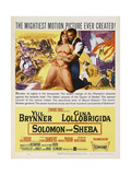 Solomon And Sheba  1959  Directed by King Vidor