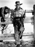 "James Cagney ""The Oklahoma Kid"" 1939  Directed by Lloyd Bacon"