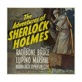 "Sherlock Holmes  1939  ""The Adventures of Sherlock Holmes"" Directed by Alfred L Werker"