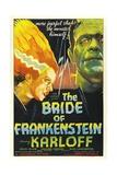 "Frankenstein Lives Again!  1935  ""Bride of Frankenstein"" Directed by James Whale"