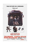 100 Rifles  1969  Directed by Tom Gries