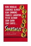 "Spartacus: Rebel Against Rome  1960  ""Spartacus"" Directed by Stanley Kubrick"