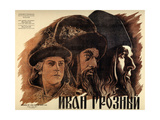 "Ivan the Terrible  Part One  1944  ""Ivan Groznyj I"" Directed by Sergei M Eisenstein"