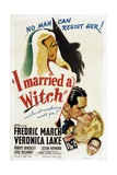 I Married a Witch  1942  Directed by Rene Clair