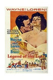 Legend of the Lost  1957  Directed by Henry Hathaway