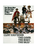 """""""The Good  The Bad and the Ugly"""" 1966  Directed by Sergio Leone"""