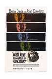 What Ever Happened To Baby Jane  1962  Directed by Robert Aldrich