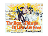 """The Best Things in Life are Free"" 1956  Directed by Michael Curtiz"