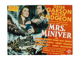 Mrs Miniver  1942  Directed by William Wyler