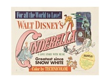 Cinderella  1950  Directed by Clyde Geronimi  Wilfred Jackson  Hamilton Luske