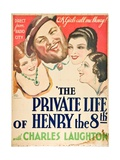 The Private Life of Henry Viii  1933  Directed by Alexander Korda