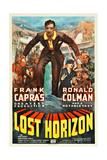 """Lost Horizon of Shangri-la  1937  """"Lost Horizon"""" Directed by Frank Capra"""
