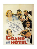Grand Hotel  1932  Directed by Edmund Goulding