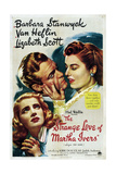 "Love Lies Bleeding  1946  ""The Strange Love of Martha Ivers"" Directed by Lewis Milestone"