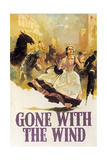 Gone With the Wind  1939  Directed by George Cukor  Victor Fleming