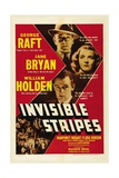 Invisible Stripes  1939  Directed by Lloyd Bacon