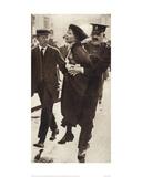 Pankhurst Arrested 1914