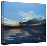 Ken Kirsch 'Quiet Reflections' Wrapped Canvas