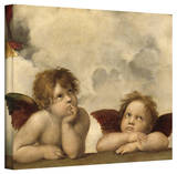 Rafael 'Cherubs' Gallery Wrapped Canvas