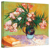 Vincent van Gogh 'Oleander' Wrapped Canvas Art