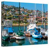 George Zucconi 'Point Loma  SD' Wrapped Canvas