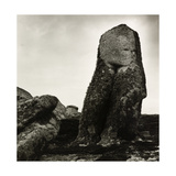 Standing Stone  Wingletang Scilly Isles