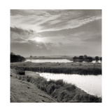 Camber Castle and Water 1980 From the Romney Marsh Series