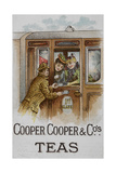 Cooper Cooper and Co's Tea